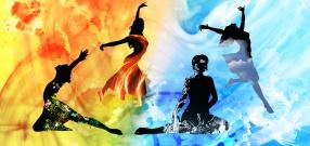 В ритме танго. Природные стихии